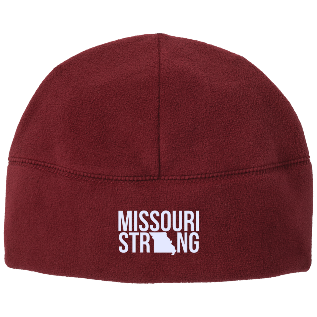 MO Strong - Fleece Beanie - Kick Merch - 4