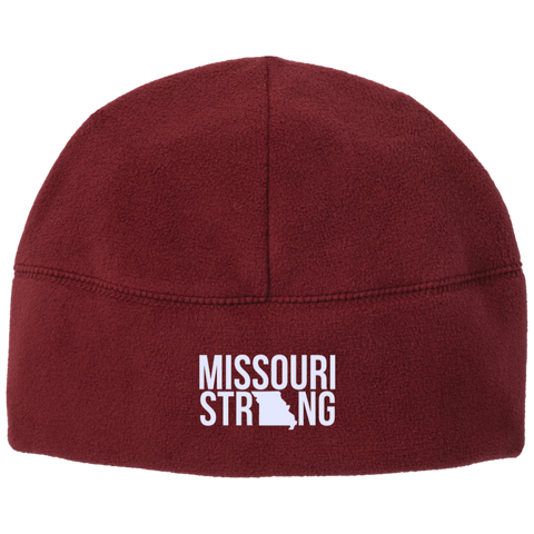 Image of MO Strong - Fleece Beanie - Kick Merch - 4