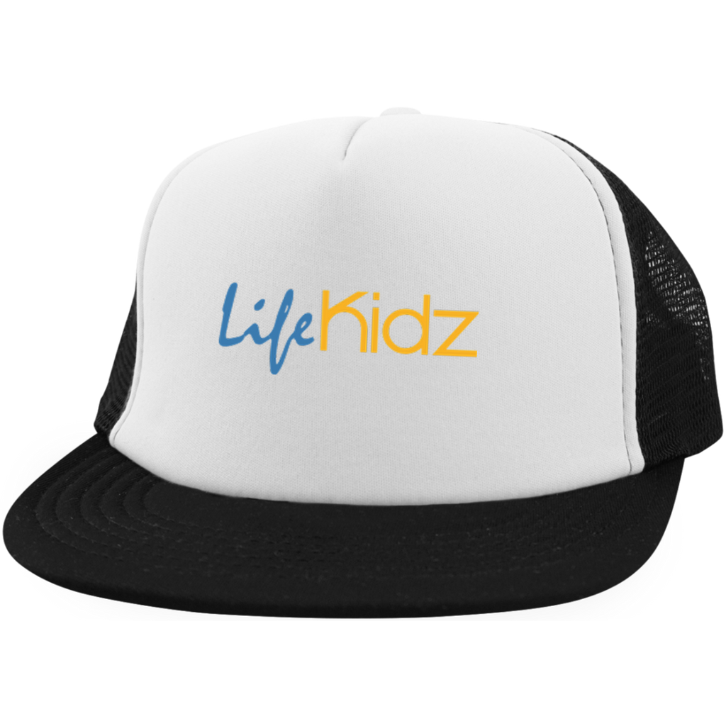 LIFE Kidz Trucker Hat with Snapback