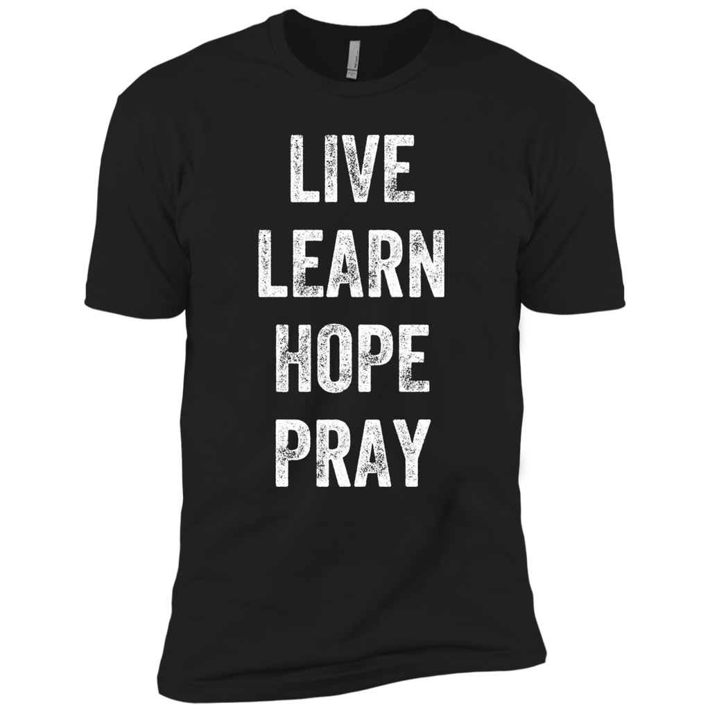 Live Learn Hope Pray