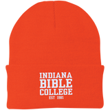 IBC - Clean Text - Knit Cap - Kick Merch - 1