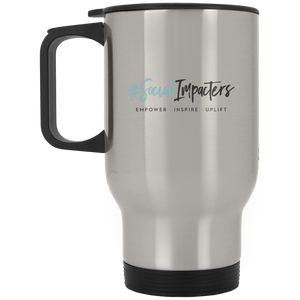 Social Impacters - Stainless Travel Mug