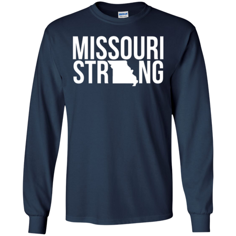 Image of MO Strong - Long Sleeve T shirt - Kick Merch - 7
