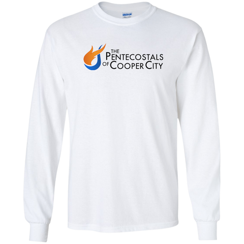 Image of The Pentecostals of Cooper City - LS Ultra Cotton T-Shirt