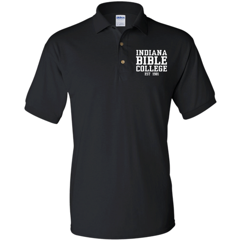 Image of IBC - Jersey Polo Shirt