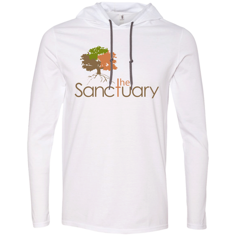 The Sanctuary - T-Shirt Hoodie