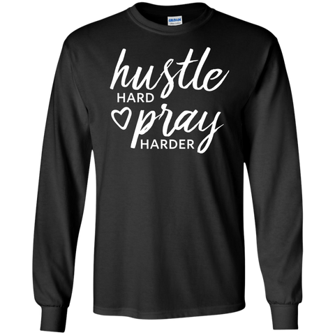 Image of Hustle Hard Pray Harder