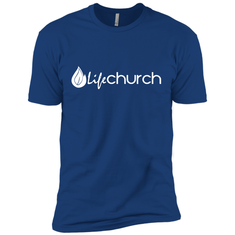 Image of LIFE Church Next Level Premium Short Sleeve Tee
