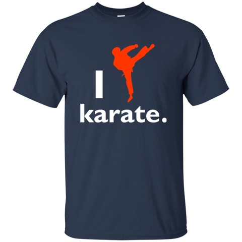 Image of I Love Karate