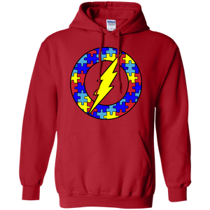The Flash - Pullover Hoodie