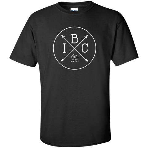 Image of IBC - Circle Logo - Long and Short Sleeves