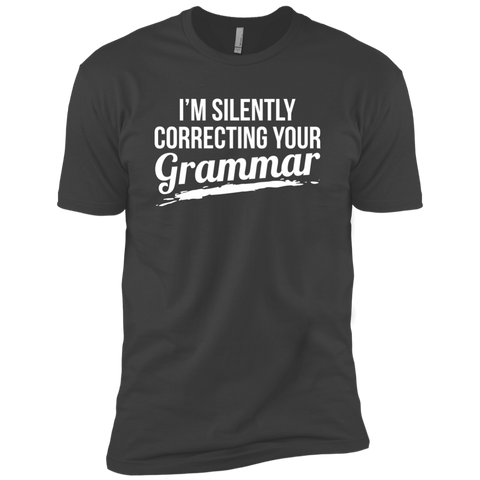 Image of I'm Silently Correcting Your Grammar