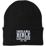 IBC - Clean Text - Knit Cap - Kick Merch - 4