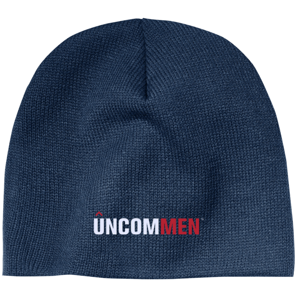 UNCOMMEN Logo - Create Your Own Beanie