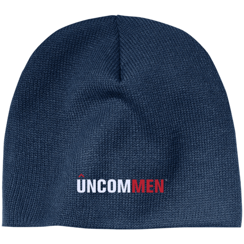 Image of UNCOMMEN Logo - Create Your Own Beanie