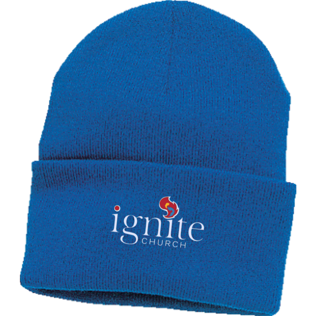 IGNITE church - Knit Cap - Kick Merch - 6