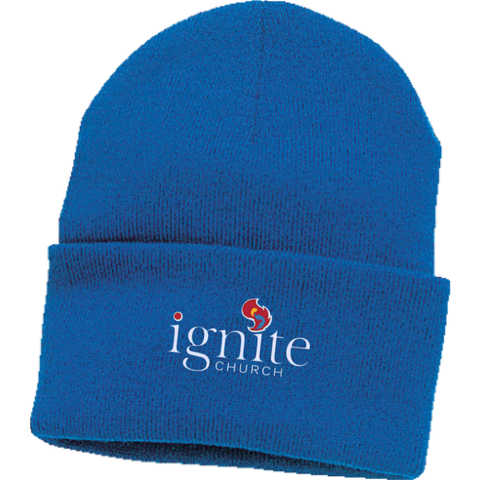 Image of IGNITE church - Knit Cap - Kick Merch - 6