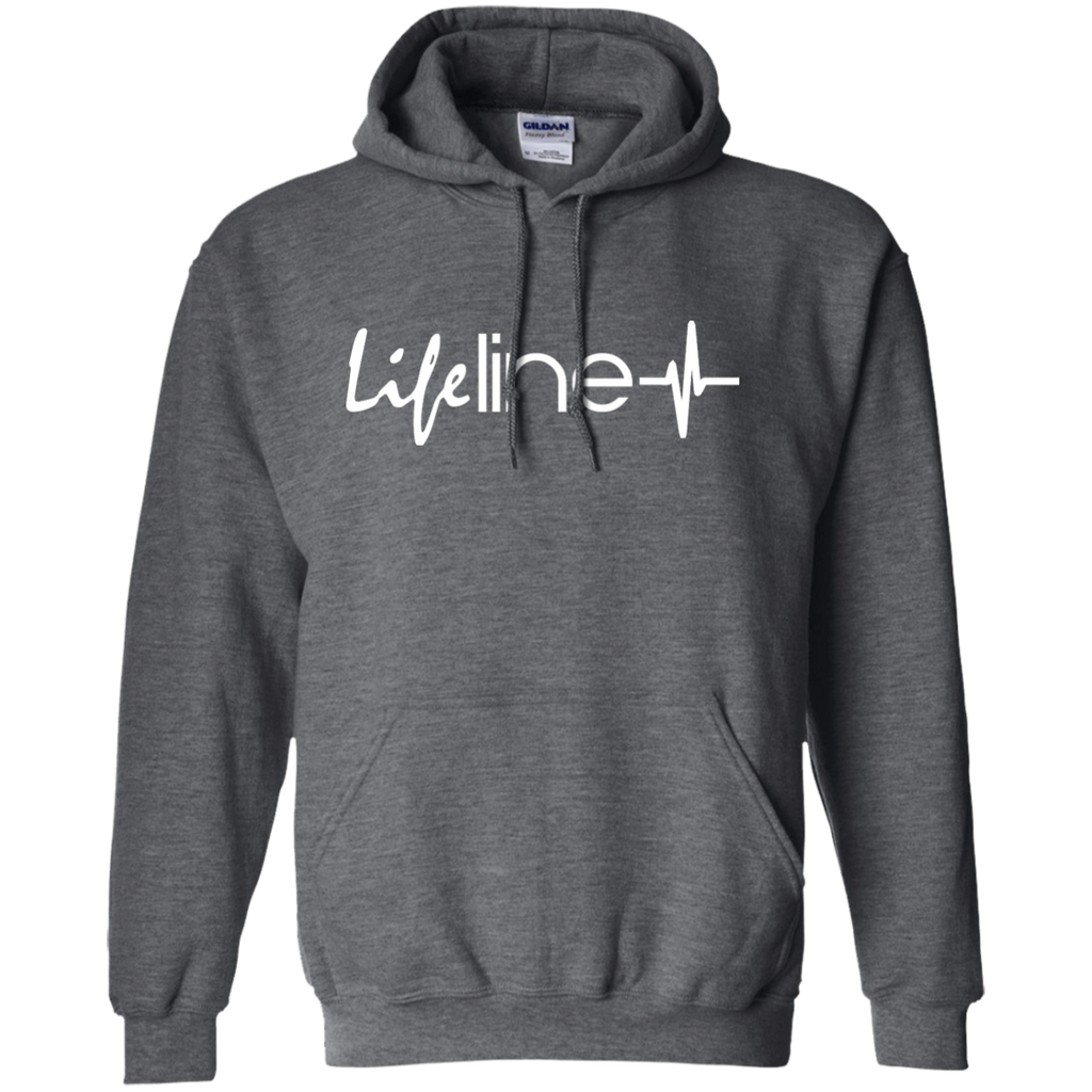 LIFE Line Pullover Hoodie