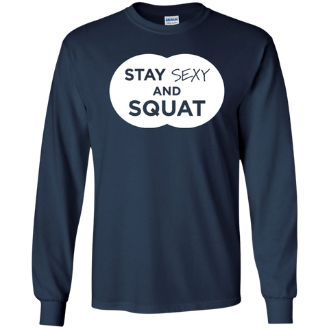Image of Stay Sexy And Squat