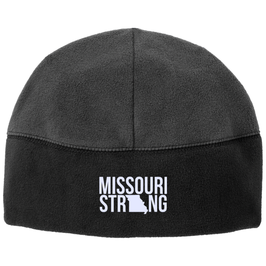 MO Strong - Fleece Beanie - Kick Merch - 1