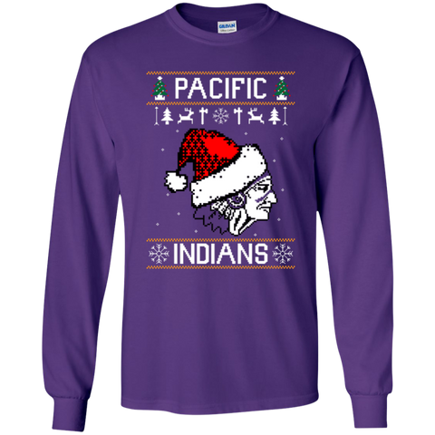 Image of Pacific Indians Christmas Ugly Sweater