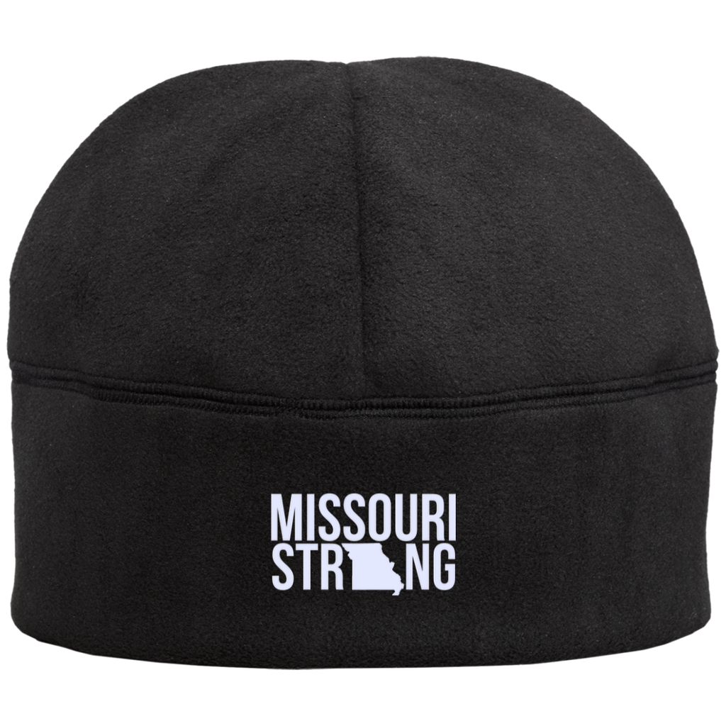 MO Strong - Fleece Beanie - Kick Merch - 3
