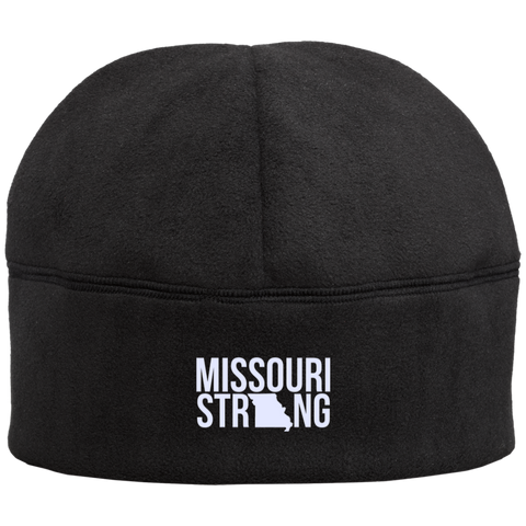 Image of MO Strong - Fleece Beanie - Kick Merch - 3