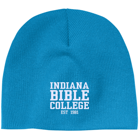 Image of IBC - Clean Text -Beanie - Kick Merch - 5