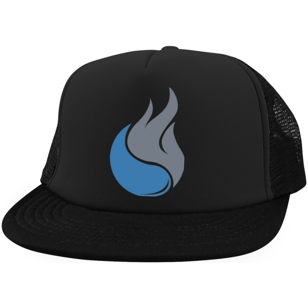 Life Point Trucker Hat with Snapback