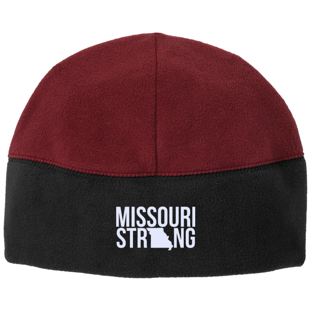 MO Strong - Fleece Beanie - Kick Merch - 5