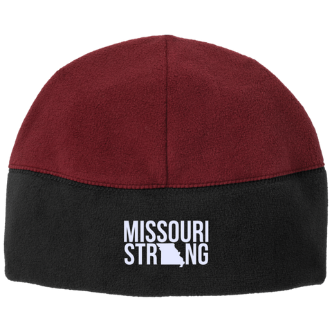 Image of MO Strong - Fleece Beanie - Kick Merch - 5