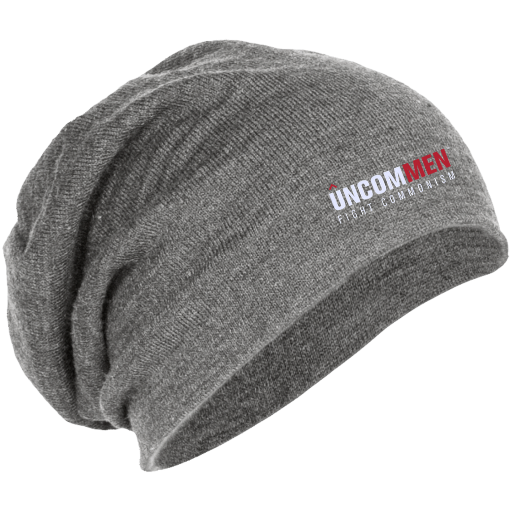 UNCOMMEN Fight Commonism - Slouch Beanie