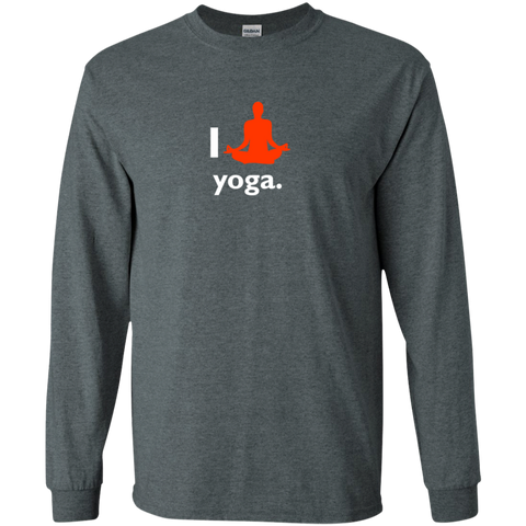 Image of I Love Yoga