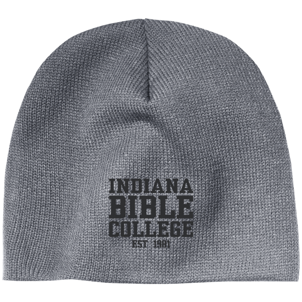 IBC - Clean Text -Beanie - Kick Merch - 12