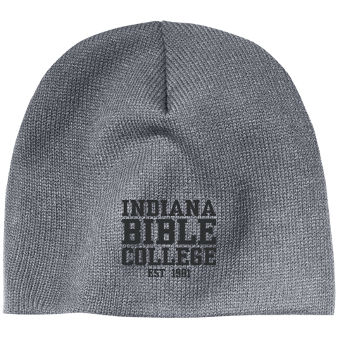 Image of IBC - Clean Text -Beanie - Kick Merch - 12