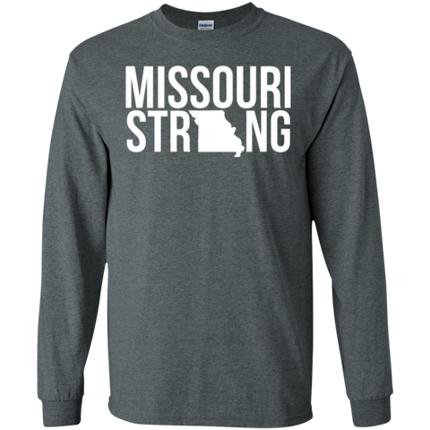 Image of MO Strong - Long Sleeve T shirt - Kick Merch - 3
