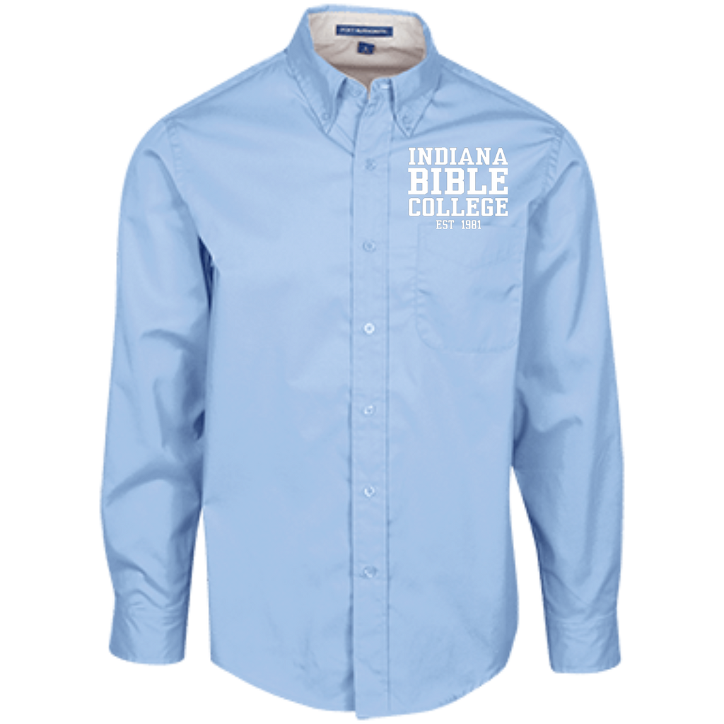 IBC - Men's LS Dress Shirt