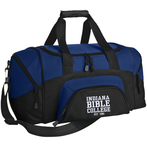 Small Colorblock Sport Duffel Bag - Kick Merch - 10