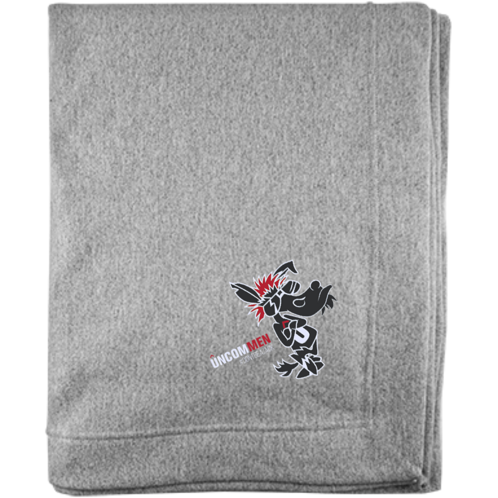 UNCOMMEN Don't Be A Jack - Embroidered Sweatshirt Blanket