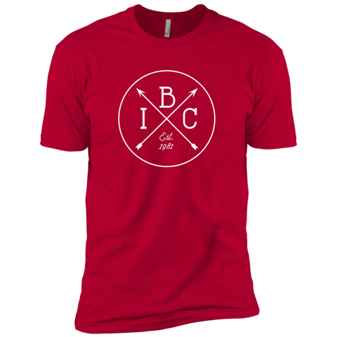 Image of IBC - Circle Logo - NEXT LEVEL Tees