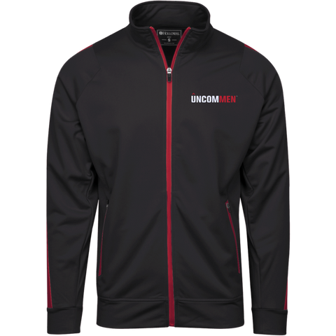 Image of UNCOMMEN Logo - Holloway Colorblock Warm-Up Jacket