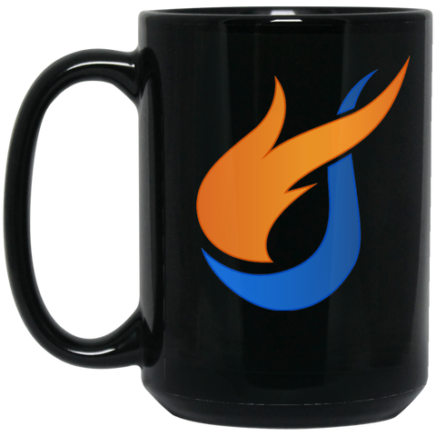 The Pentecostals Of Cooper City - 15 oz. Black Mug