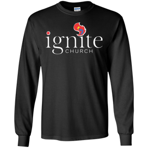 IGNITE Church - LS Cotton T-Shirt