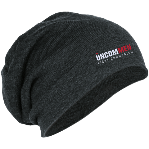 Image of UNCOMMEN Fight Commonism - Slouch Beanie