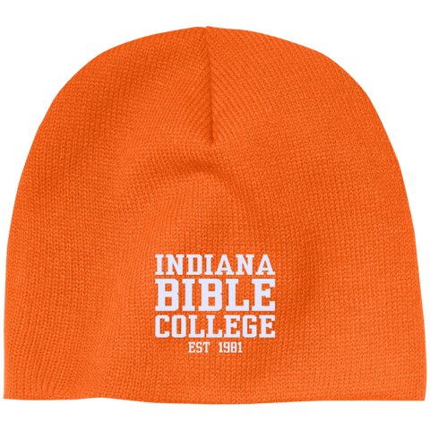 Image of IBC - Clean Text -Beanie - Kick Merch - 6