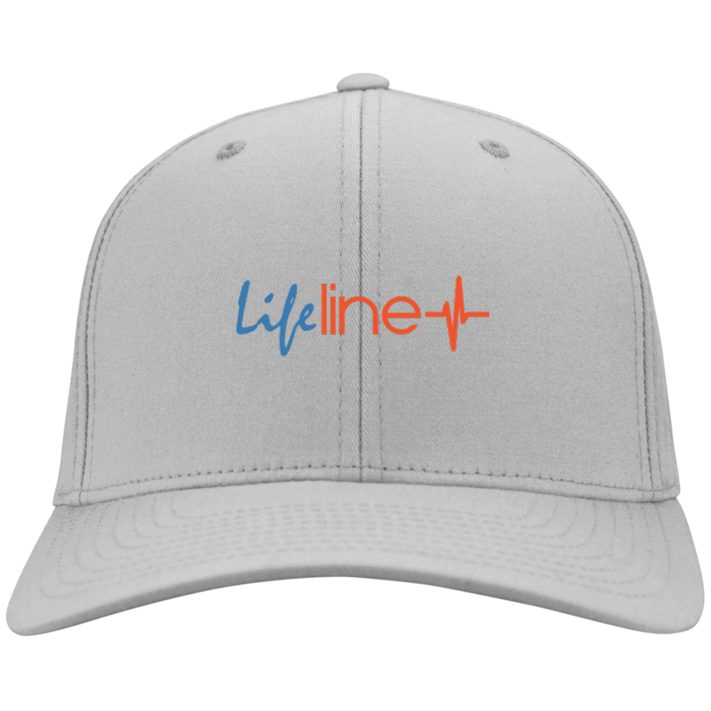 LIFE Line Personalized Twill Cap