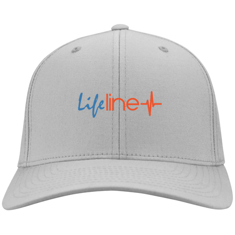 Image of LIFE Line Personalized Twill Cap