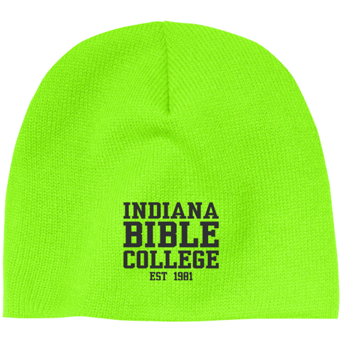 Image of IBC - Clean Text -Beanie - Kick Merch - 9
