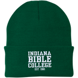 IBC - Clean Text - Knit Cap - Kick Merch - 5