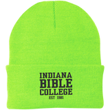 IBC - Clean Text - Knit Cap - Kick Merch - 22